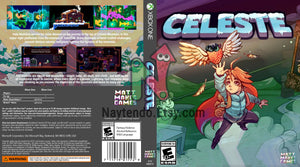 Celeste - Custom Xbox One Art Cover