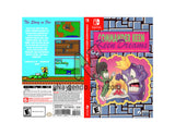 Official Commander Keen in Keen Dreams Nintendo Switch Cover Art with Nintendo Switch Case