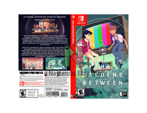 The Gardens Between - Custom Nintendo Switch Art Cover w/ Game Case