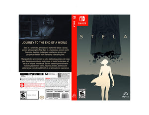 STELA - Custom Nintendo Switch Art Cover