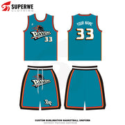 Custom Detroit Pistons Hardwood Classic NBA Basketball Jersey - Superwe clothing