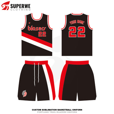 Custom Portland Trail Blazers City Edition NBA Basketball Jersey - Superwe clothing