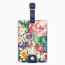 Load image into Gallery viewer, GETAWAY LUGGAGE TAG - FLOWER SHOP