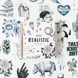 The Realistic Tattly Pack