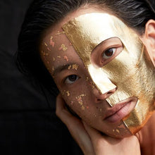 Load image into Gallery viewer, 24K GOLD FOIL FACE MASK