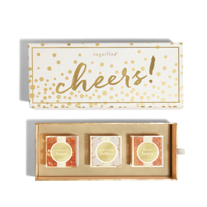 Cheers 3pc Bento Box