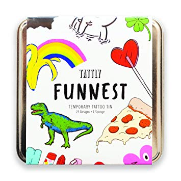 The Funniest Tattly Pack