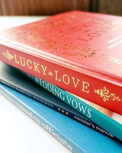 Lucky in Love: Traditions, Customs, and Rituals to Personalize Your Wedding