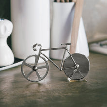 Load image into Gallery viewer, Bicycle Pizza Cutter / Silver