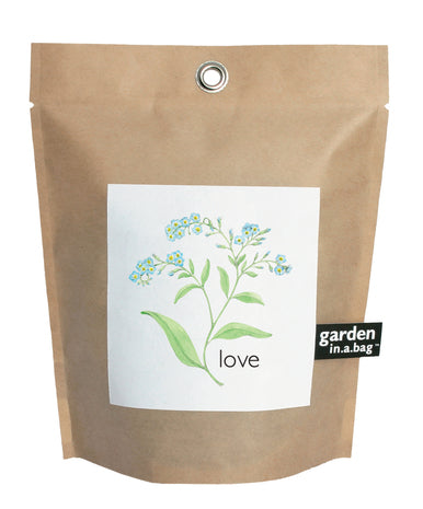 Garden in a Bag | Love