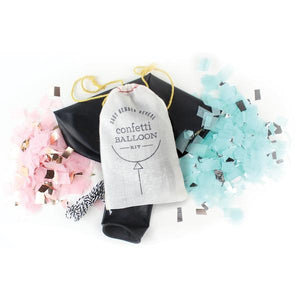 Jumbo Gender Reveal Confetti Balloon Kit