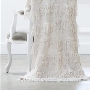 Moroccan Wedding Throw Cream