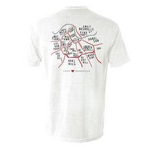 Load image into Gallery viewer, Classic White Neighborhood Tee