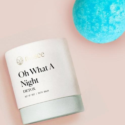 Oh What A Night Detox Bath Balm