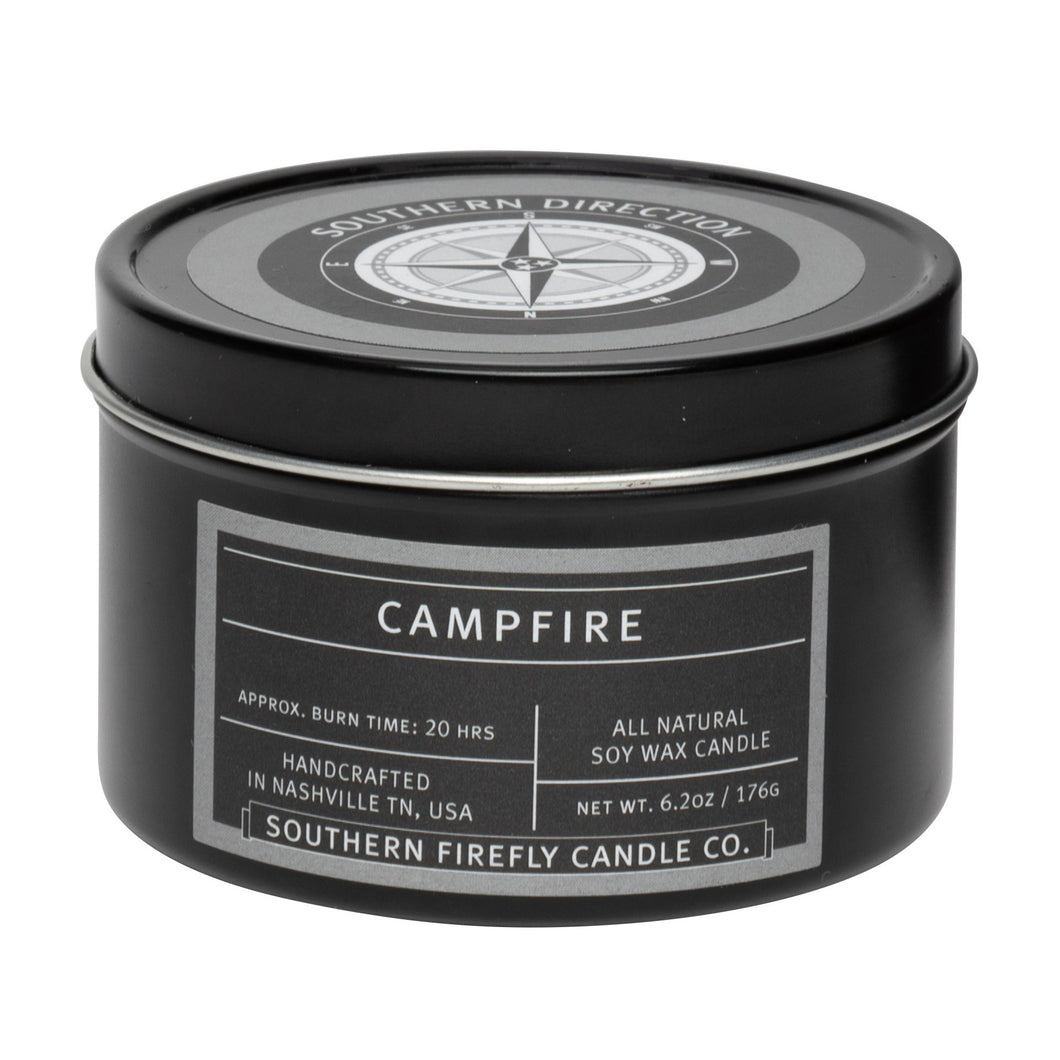 Campfire - Travel Tin