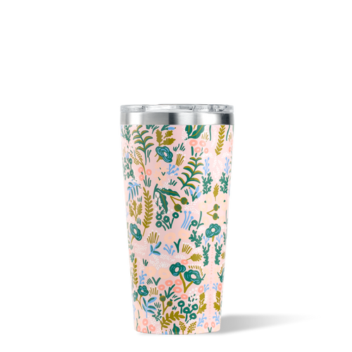 Rifle Paper Tumbler - 16oz Gloss Pink - Tapestry