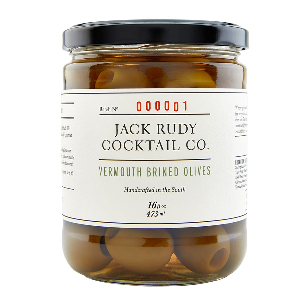 Vermouth Brined Olives