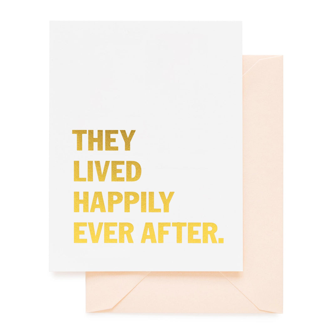 Lived Happily