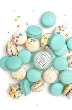 Load image into Gallery viewer, Birthday Cake Macaron Candle