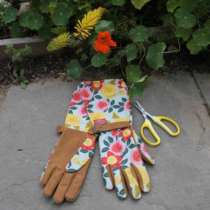 Heirloom Garden Arm Saver Glove, Medium