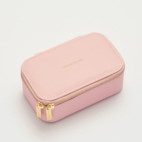 Mini Jewellery Box - Blush