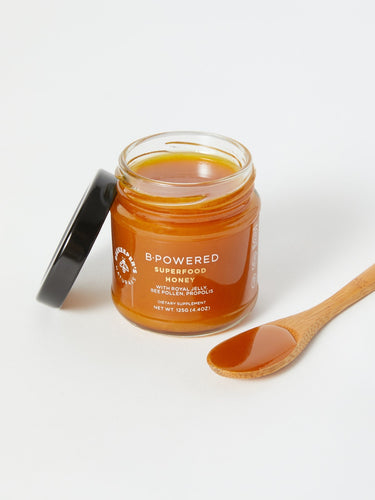 B Powered Superfood Honey 125g