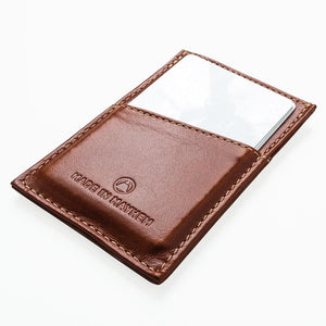 Palmer Compact Wallet (Whiskey)