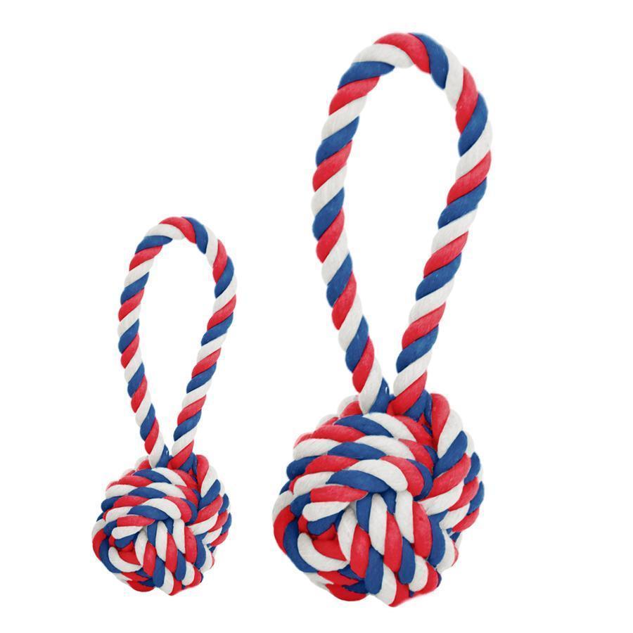 Rope Tug & Toss Canines for Veterans - Large