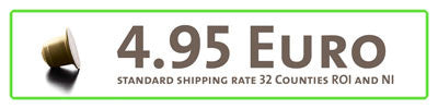 Shipping charge 32 counties of Ireland