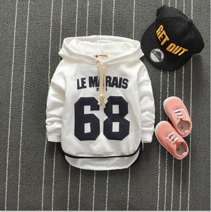 Boy Fashion jacket Casual Cotton Tees