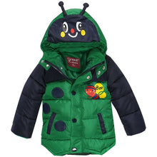 Load image into Gallery viewer, Autumn Winter Jackets For Boys