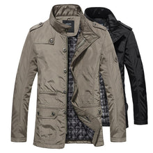 Load image into Gallery viewer, Winter Men Jackets