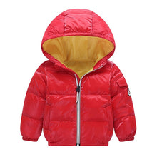 Load image into Gallery viewer, Winter Kids Outerwear Boys Girls Down Jacket