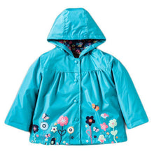 Load image into Gallery viewer, Spring Autumn Fashion Children Raincoat Coat