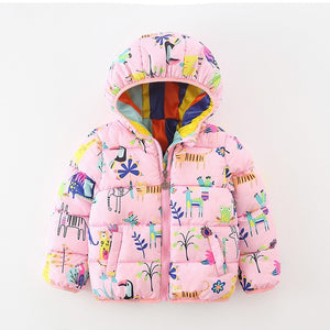Graffiti Colorful Cartoon Children Clothing kids
