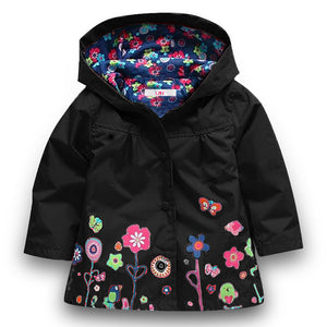 Baby Girls Windbreaker 2019