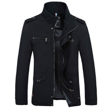Load image into Gallery viewer, Clothes Coat Jacket Slim Fit Mens