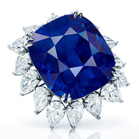 Check Out the 118-Carat Blue Sapphire Heading to Auction