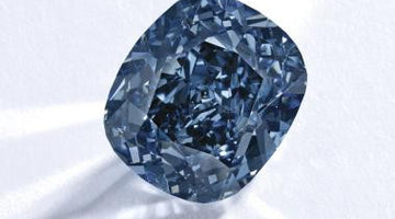 This 12 Carat Blue Is Now the Most Expensive Diamond Ever Sold at Auction