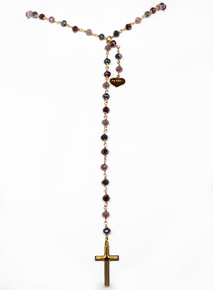 Rebecca Necklace Pepite Collection Rosary