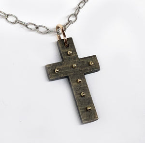Carminelli Hand Made Wood Cross