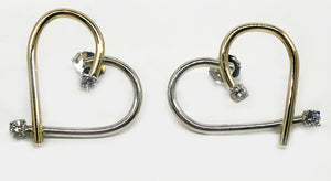 "Carminelli ""Te Amo"" Collection Earrings"