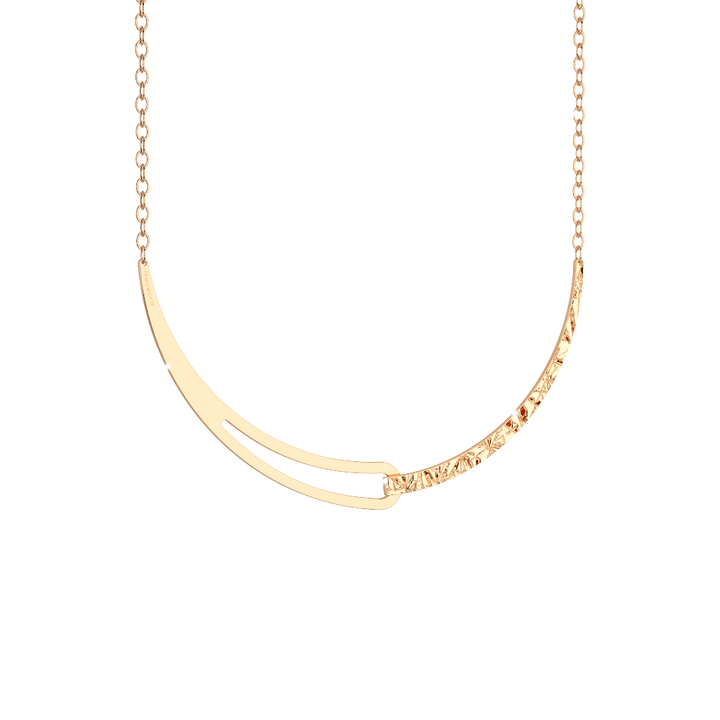 Iconic Collection Necklace 18K Gold Plating