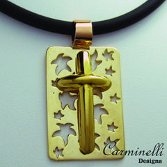 The Way of the Cross Collection Gold and Sterling Silver