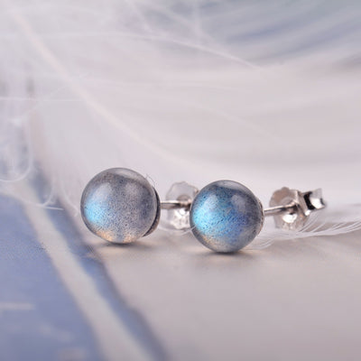 "Labradorite ""Destiny"" Earrings"