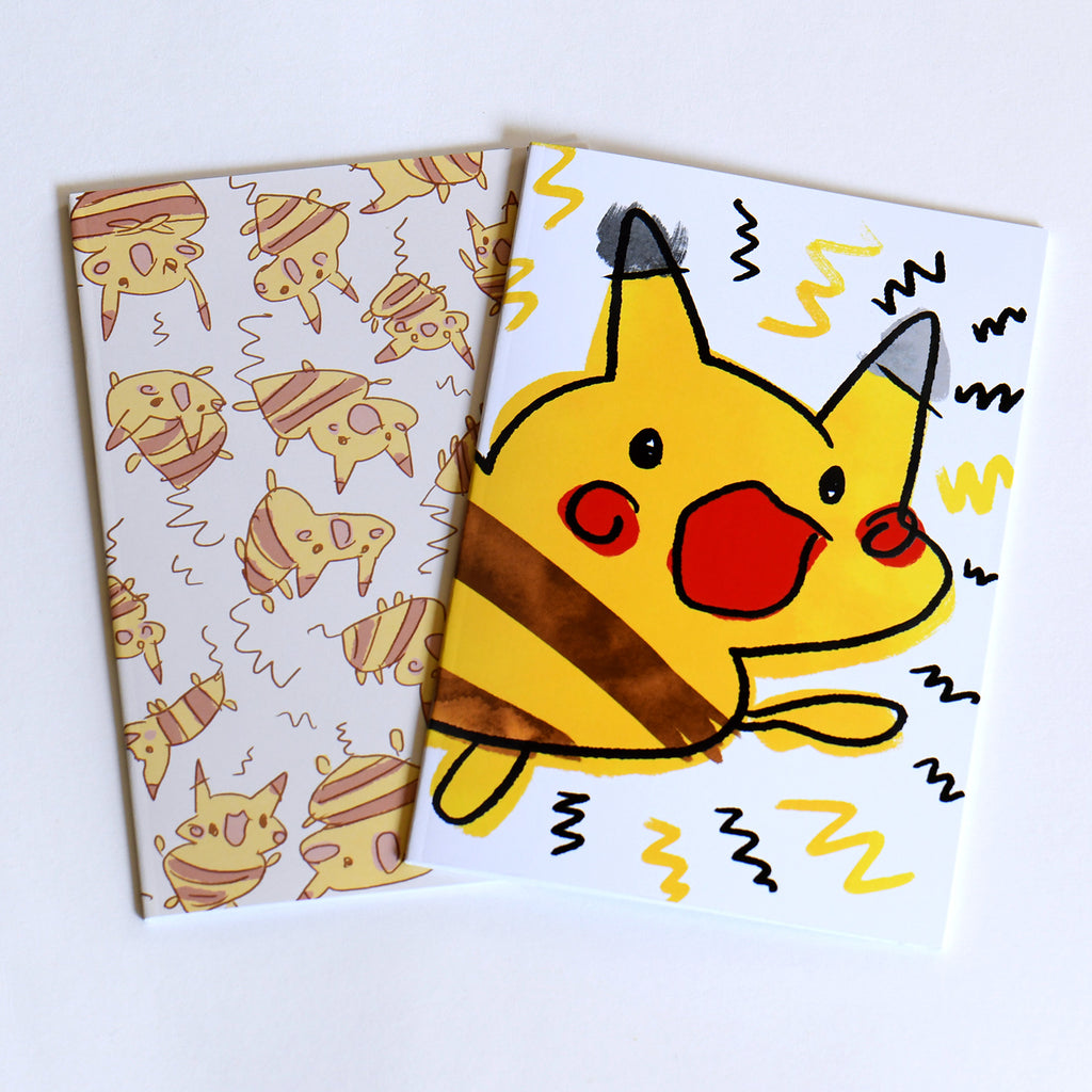 Beegachow Notebook Set