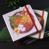 Ramen & Sushi Sketchbooks