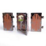 Nezuko Hinged Box Pin