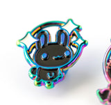 Space Bun & Space Cat Pins