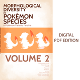 Pokemon Variants Vol. 2 [DIGITAL ZINE]
